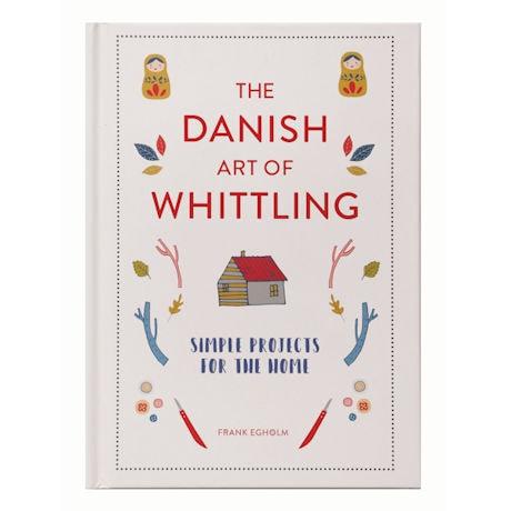 Danish Art of Whittling Book