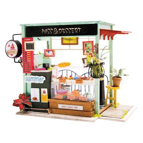 DIY Miniature Dessert Shop Kit