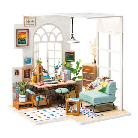 DIY Miniature Apartment Kit