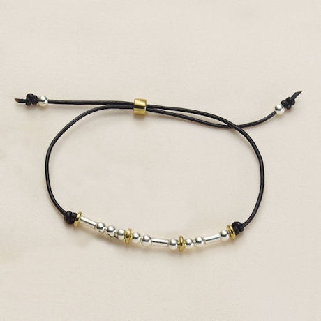 Morse Code BFF Bracelet