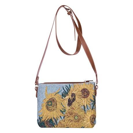 Fine Art Tapestry Crossbody Bags