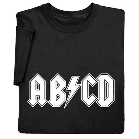 AB/CD Shirts