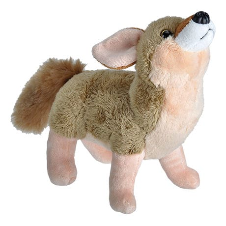 Plush Animals with Real Wildlife Sounds