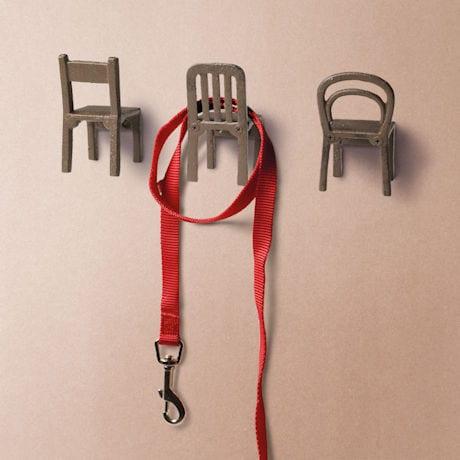 Chair Wall Hooks Set