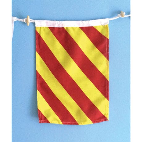 Nautical Signal Flags