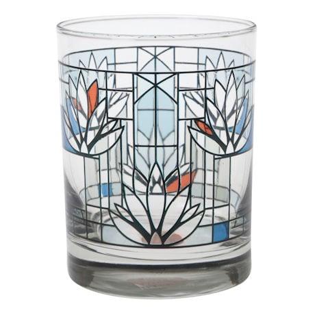 Frank Lloyd Wright Waterlilies Tumblers