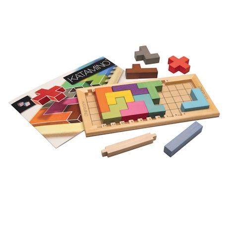 Katamino - 500 Puzzles in 1