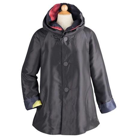 Reversible Umbrellas Raincoat