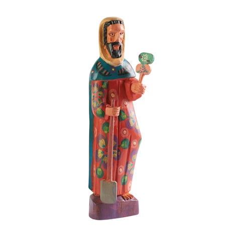 Patron Saint of Gardening Sculpture