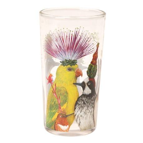 Vicki Sawyer Entourage of Birds Glasses