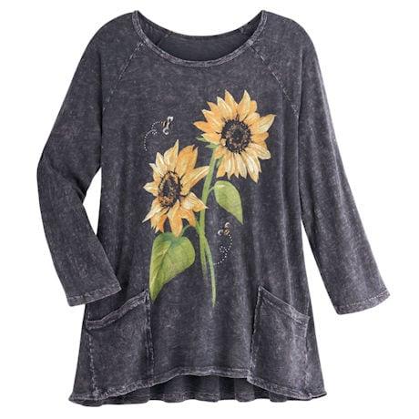 Sunflowers Tunic