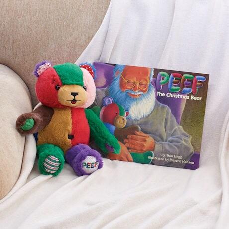 Peef the Christmas Bear Book