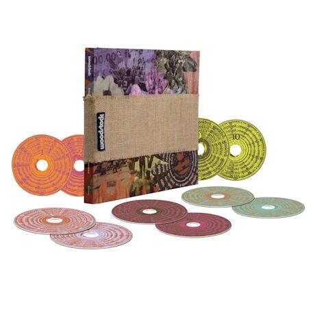 Woodstock: Back to the Garden CD - Set of 10