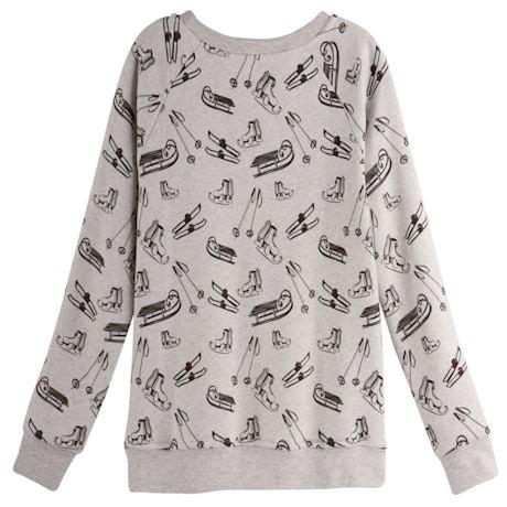 Winter Fun Sweatshirt