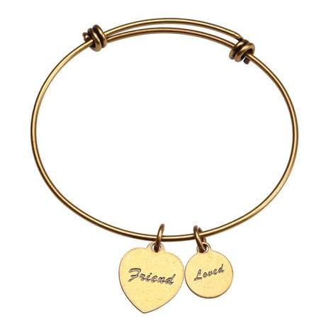 Friends and Family Bangle Bracelets