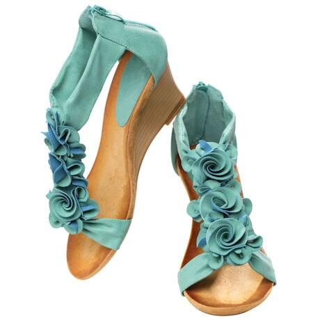 Harlequin Sandal