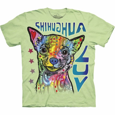 Dog is Luv Ladies T-Shirts