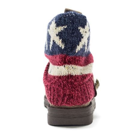 Soft Knit Cuff Bootie