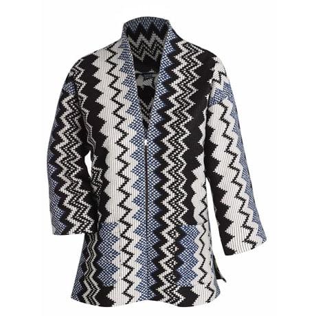 Corded Zigzag Jacket