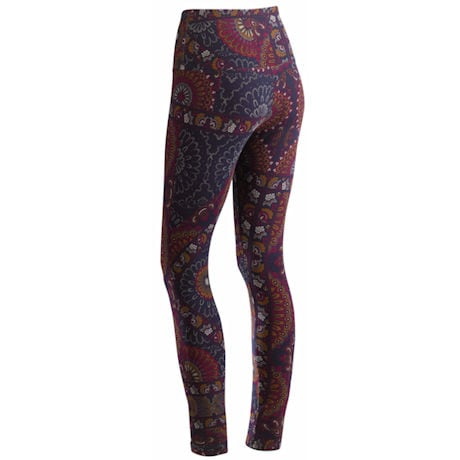 Persian Print Support Legging