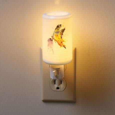 Kaleidoscope Art Nightlight - Butterfly