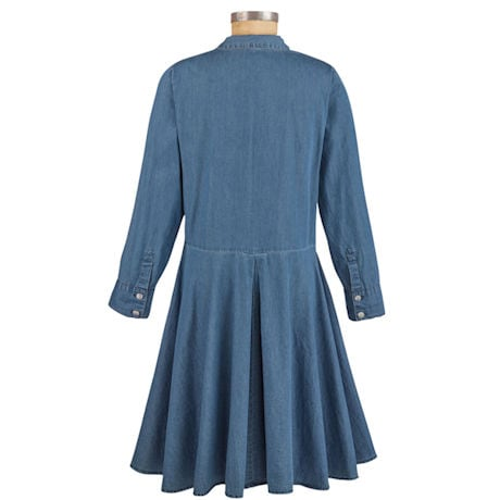 Tencel Denim Duster