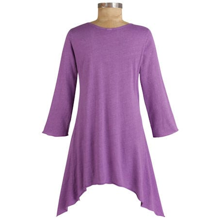 Kick Back Tunic Top