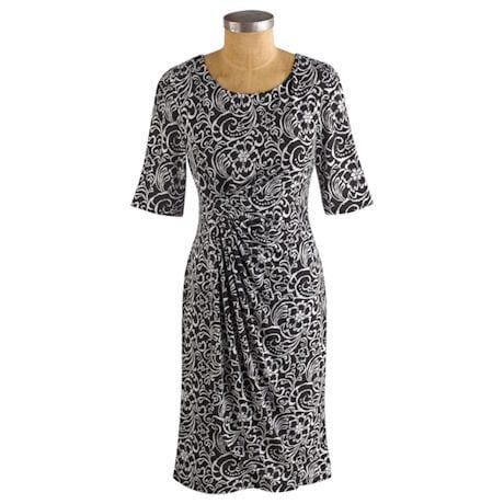 Mirabelle Sarong Dress