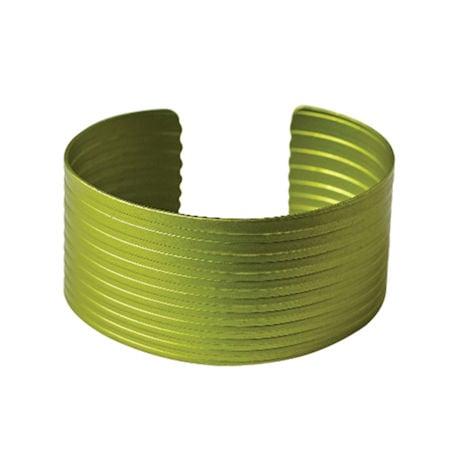 Anodized Matte Aluminum Cuff