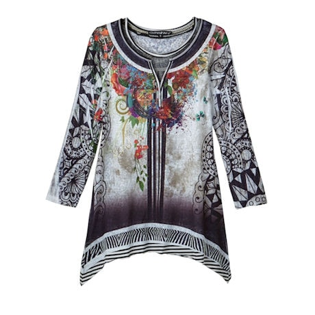Kaleidescope Sublimated Tunic