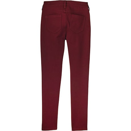 Rosewood Knit Jeans - Solid