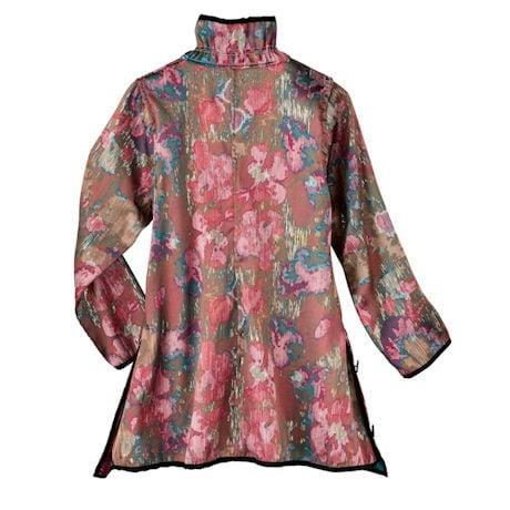 Reversible Pink Lamé Party Jacket