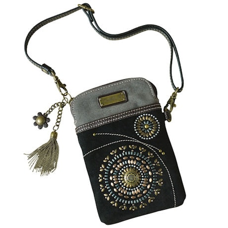 Galaxy Three-In-One Crossbody Bag