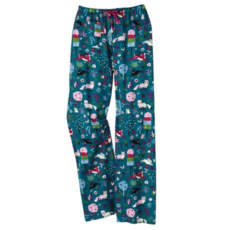 Winter Whimsy Lounge Pants - Wonderland