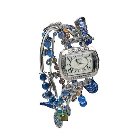 Five-Strand Charms Watch