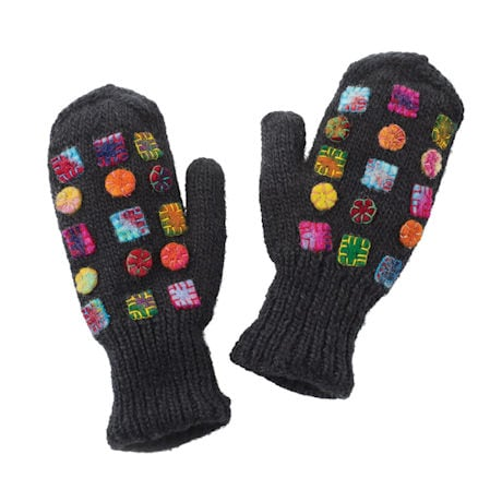Felt Patches Accessories - Mittens