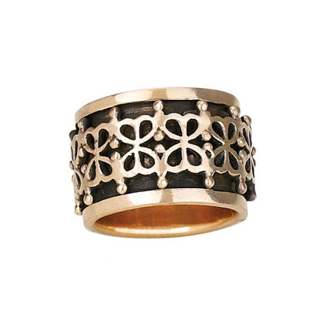 Bronze Spin-Band Ring