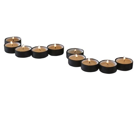 Set Of 10 Tealights