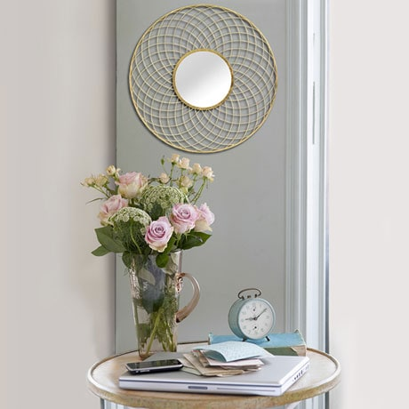 Shellby Wall Mirror