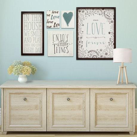 Love Is Forever Art Set