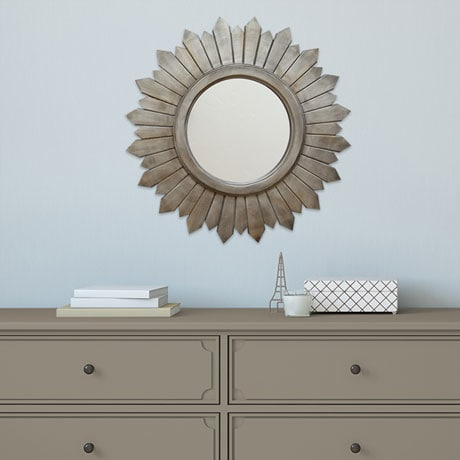 Madilyn Wooden Mirror
