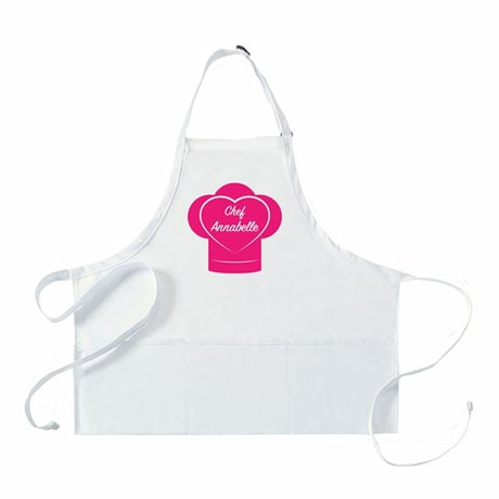 """Personalized Adult's """"Chef"""" Apron"""