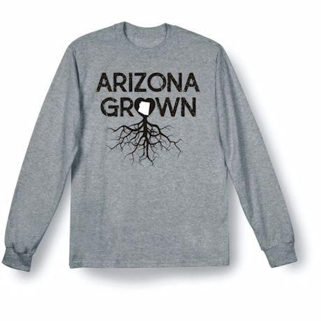 """Homegrown"" T-Shirt - Choose Your State - Arizona"