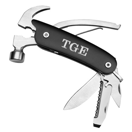 Personalized Stainless Steel Hammer Multi Tool