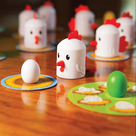 Fat Brain Toys Peek-A-Doodle Doo Game