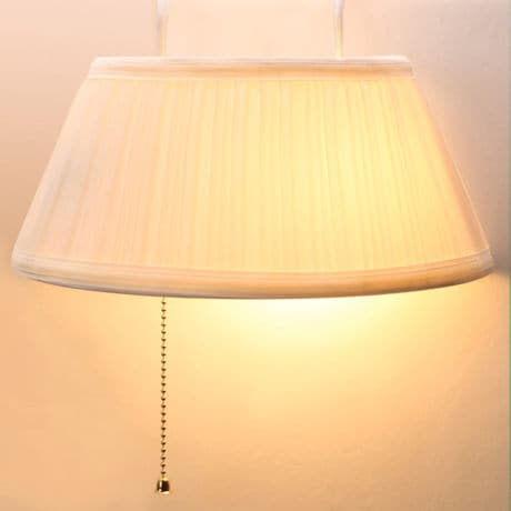Hanging Headboard Bed Lamp