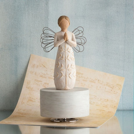 Willow Tree - A Tree, A Prayer Musical Figurine