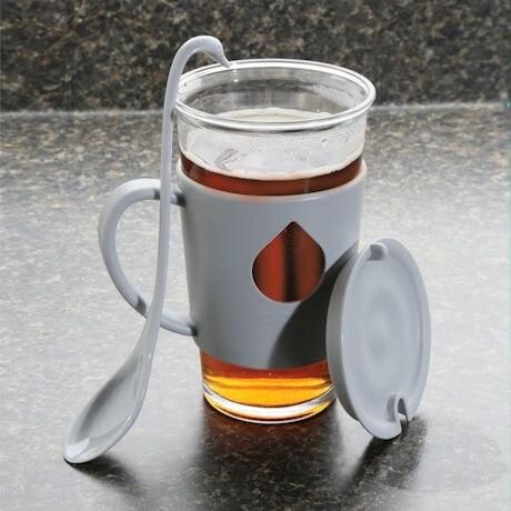 Swan Mug and Spoon