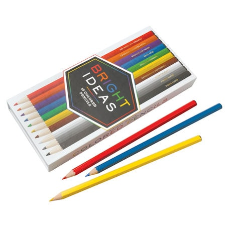 Bright Ideas Colored Pencils: Classic