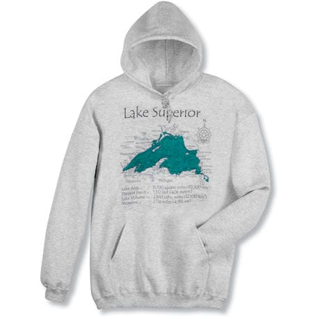 Personalized Lake Hoodie